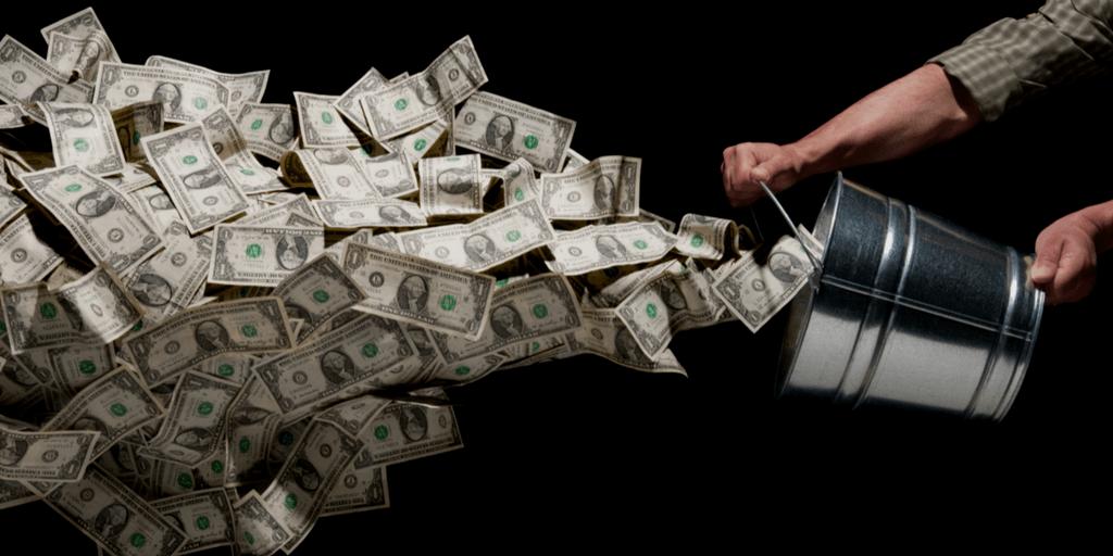 The Falling Dollar Effect